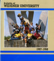 1987-1988 Undergraduate Course Bulletin - Widener University