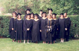096. First MSW Graduating Class, 1993