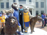 126. Widener Pride Sculpture Highlights the New Look on the Main Campus