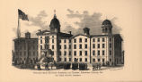 013. Construction Begins on Old Main, 1867