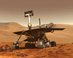 92. NASA launches twin Mars Exploration Rovers, 2003.